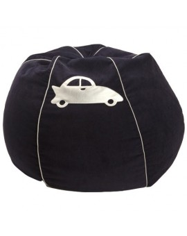 BEAN BAG CAR BLUE