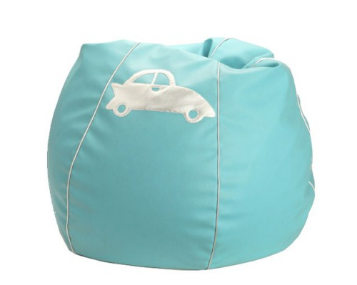 BEAN BAG CAR LIGHT BLUE