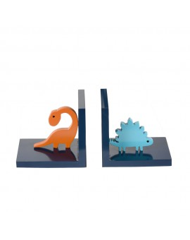 BOOK ENDS DINOSAUR