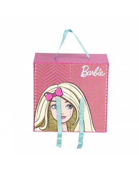 BARBIE JEWELLERY BOX:ROSE VELVET