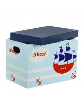 CLOSED BOX  AHOY