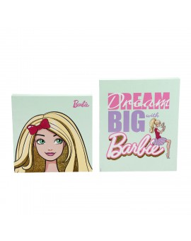 BARBIE WALL ART:DREAM BIG