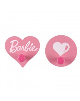 BARBIE WALL HOOK SET : CANDY