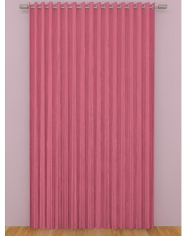 CURTAIN PINK  RIVETTED