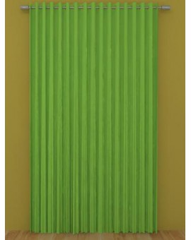 CURTAIN GREEN  RIVETTED