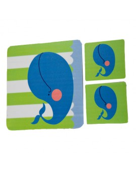 MOUSE PAD DOLPHIN