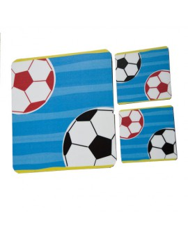 MOUSE PADS FOOTBALL