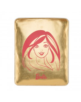 BARBIE I-PAD SLEEVES :GOLDEN GLITTER