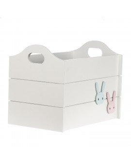 OPEN STORAGE BOX :BUNNY BOO