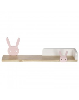 WALL SHELF:BUNNY BOO