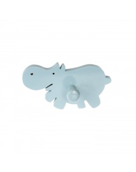 WALL HOOK :HAPPY HIPPOS