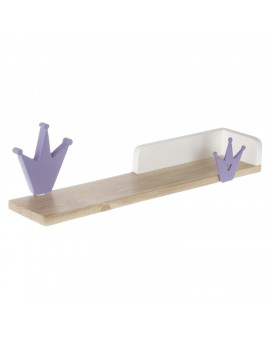 WALL SHELF : ROYALTY HIGH PRINCESS